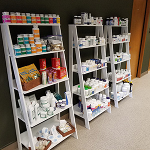 Supplements at Emerge Natural Health Care