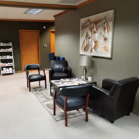 Waiting Area at Emerge Natural Health Care
